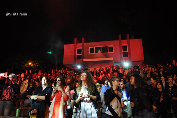 Ayo concerto Tirana Albania