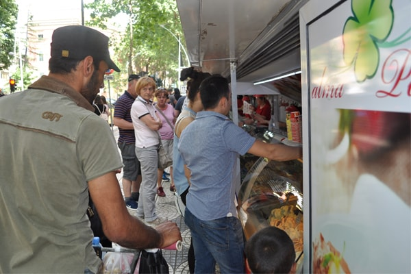 Where to get the best ice cream in Tirana