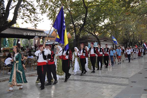 Balkanika Folk Festival 2018 in Tirana