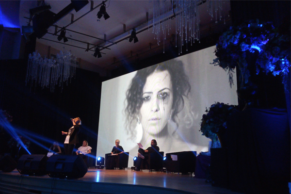 Tirana donates! Charity Concert for victims of domestic violence