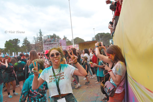 Colour Day Festival Albania 2019