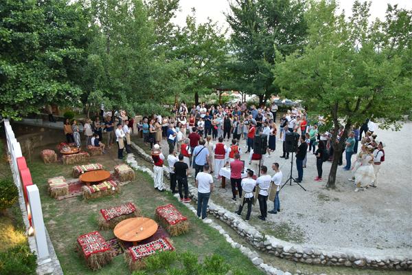 Fergesa Fest Tirana's traditional dish