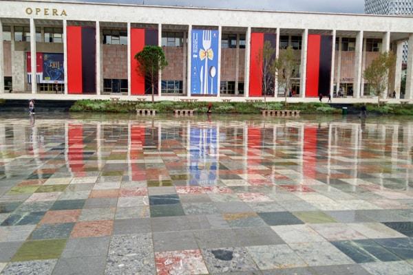Celebrate National Days in Tirana