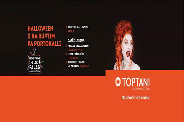 Where to celebrate Halloween in Tirana