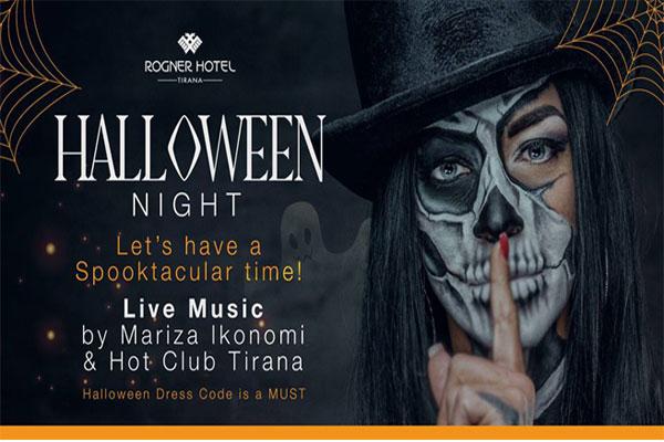 Where to celebrate Halloween in Tirana