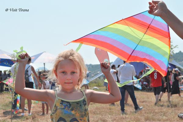 Festivali Ndërkombëtar i Balonave në Tiranë