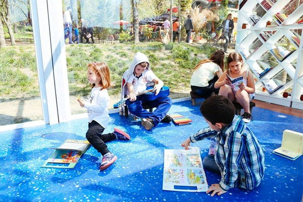 World Book Day in Albania