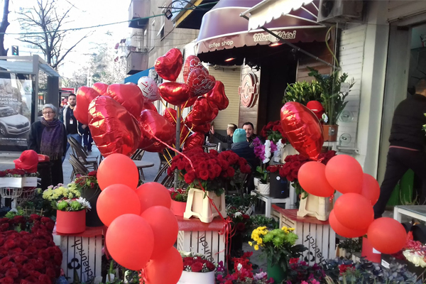 Valentine Day in Tirana,hotel offers, restaurant menus