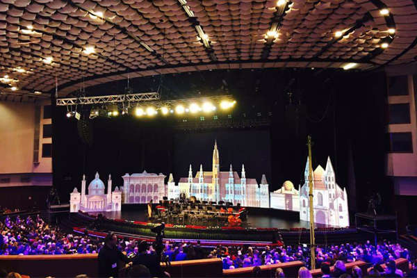 Shkelzen Doli and Vienna Philharmonic Orchestra