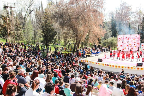 What to do in May in Tirana