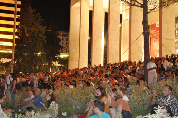 Things to do in August in Tirana