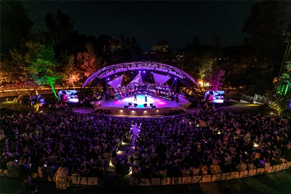 The Tirana Amphitheater is back