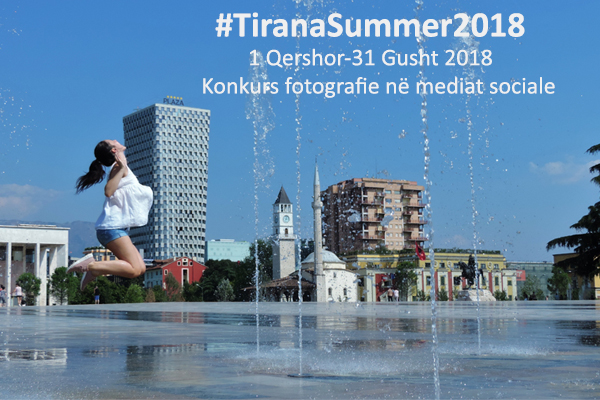Konkurs fotografie TiranaSummer2018