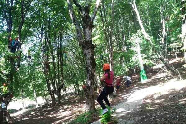 Dajti Adventure Park
