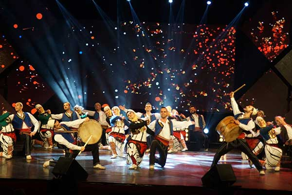 Cultural revival of Tirana