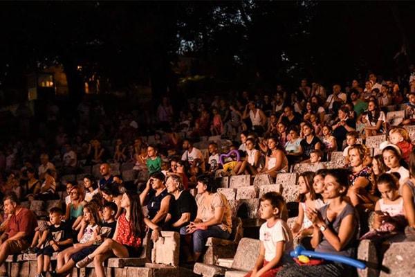 Tirana Amphitheater