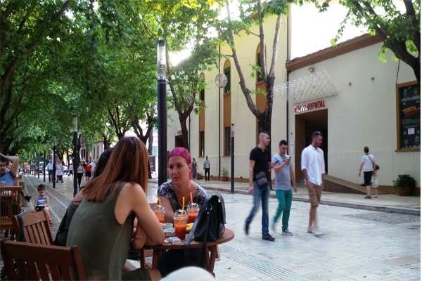 Best bars in tirana city