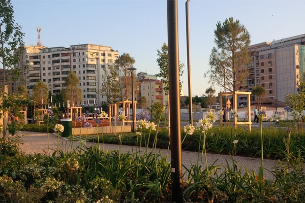 New Boulevard inaugurated in Tirana