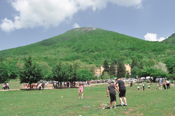 Dajti National Park Tirana