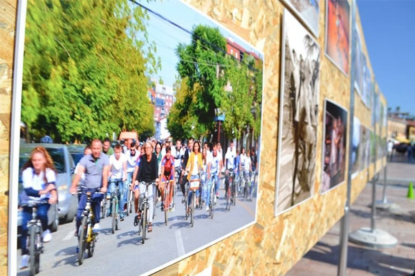 European Mobility Week in Tirana, Albania