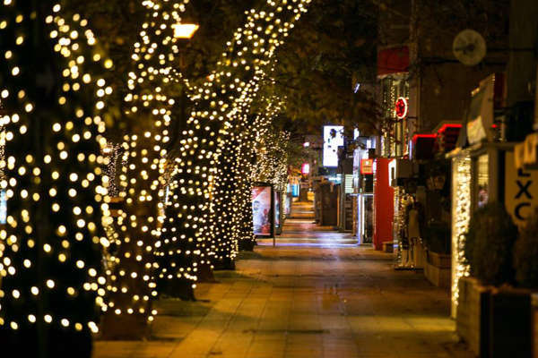 Christmas in Tirana