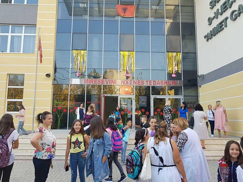 School in tirana