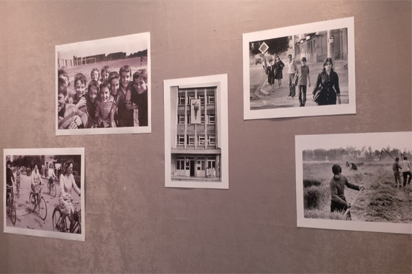 Albania during communism exhibition