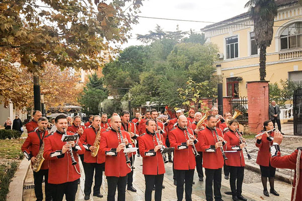 Celebrate National Days in Tirana