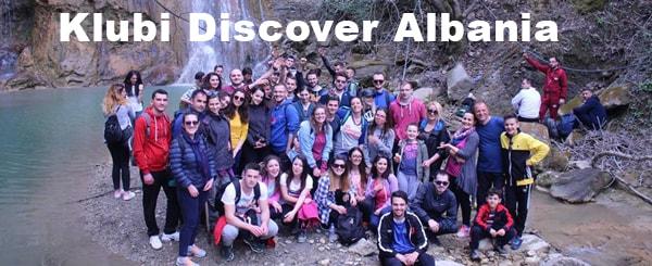 Klubi Discover Albania