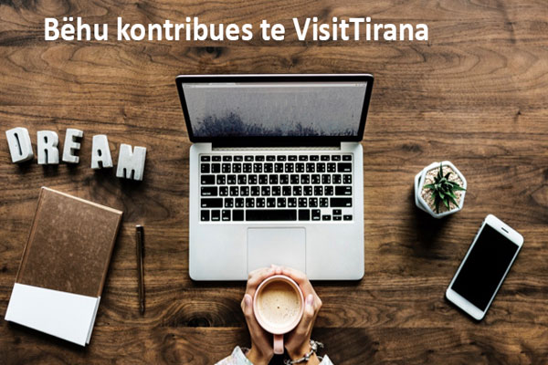 Kontribues te Visit Tirana
