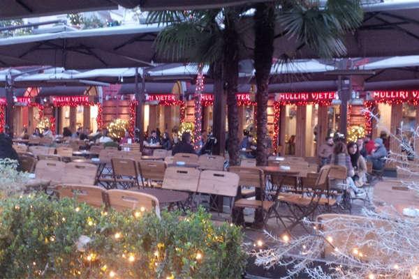 Coffee shops in Tirana