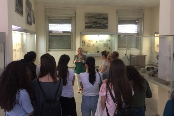International Day of Museums-free entry in national museums in Tirana