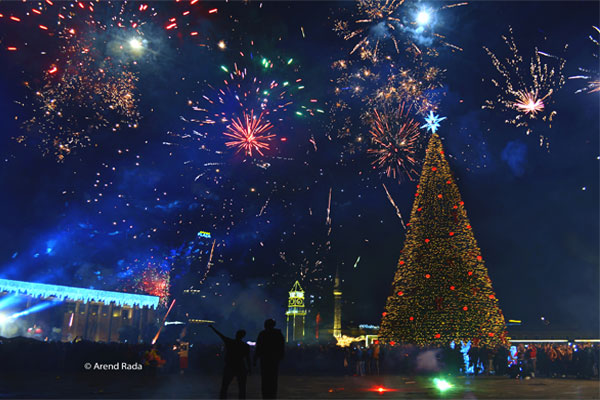 What to do in December in Tirana