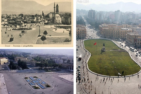 Scanderbeg Square