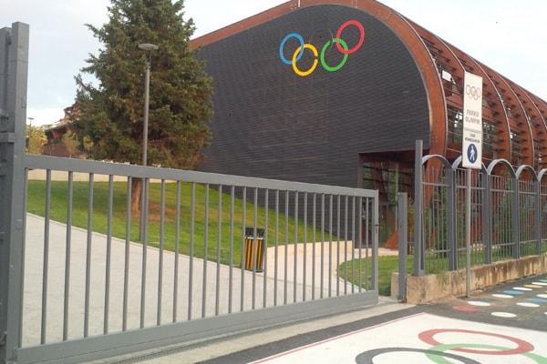 Il Parco Olimpico a Tirana, Sport a Tirana, Giocchi Olympici Albania