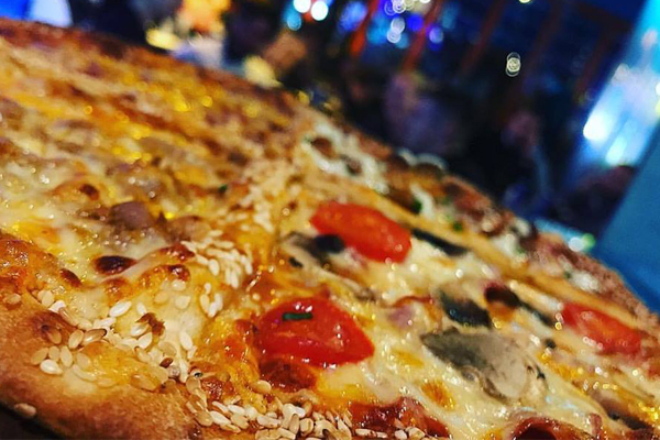 Best pizzas in Tirana