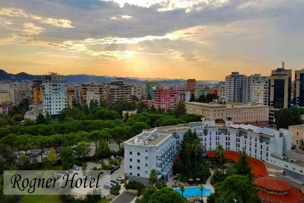 Rogner Hotel in Tirana, Albania