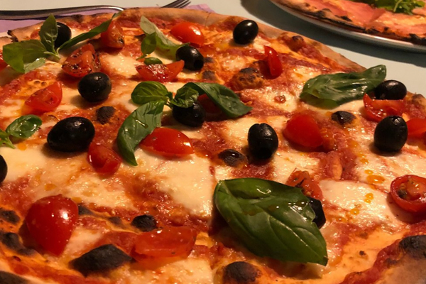 Best pizzas in Tirana Albania