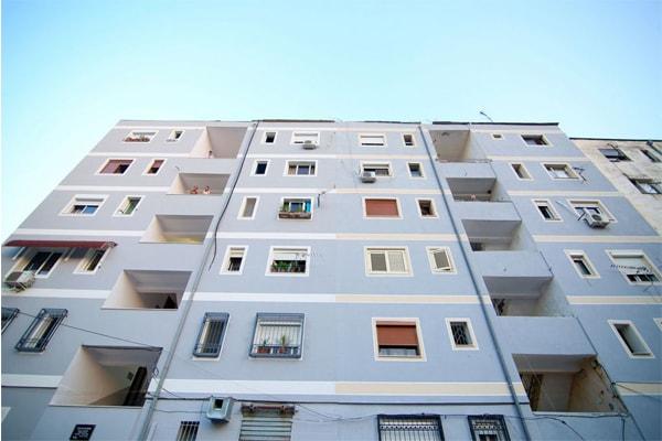 cittadino modello di Tirana