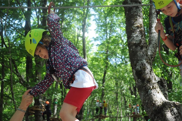 Visitors flock in the opening season of Dajti Adventure Park