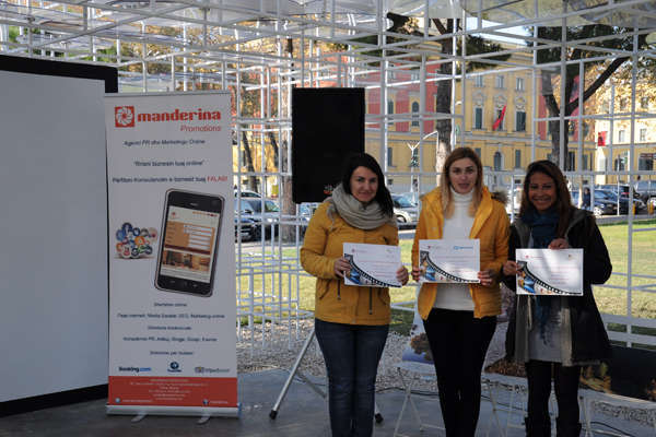 Social media Competition in Tirana