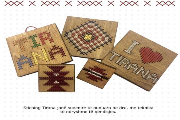 Tirana Souvenirs