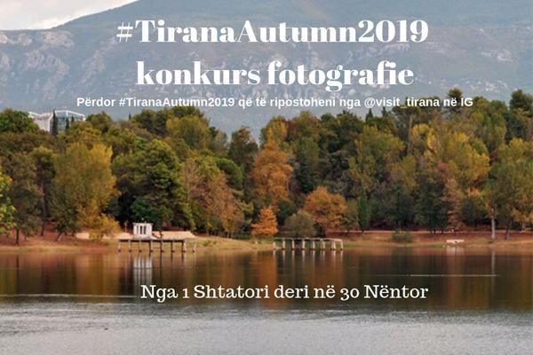 Cmimet e konkursit #TiranaAutumn2019