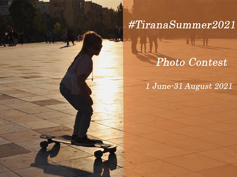 The prizes of #TiranaSpring2021