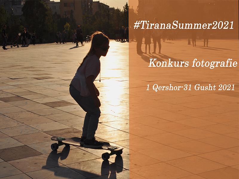 Konkurs fotografie nga Tirana #TiranaSpring2021