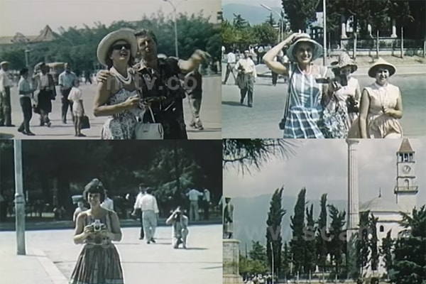 Tourism in Tirana under communist regime