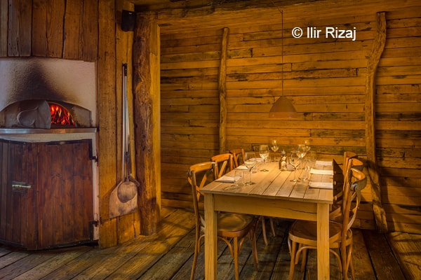 Mullixhiu restaurant  Tirana