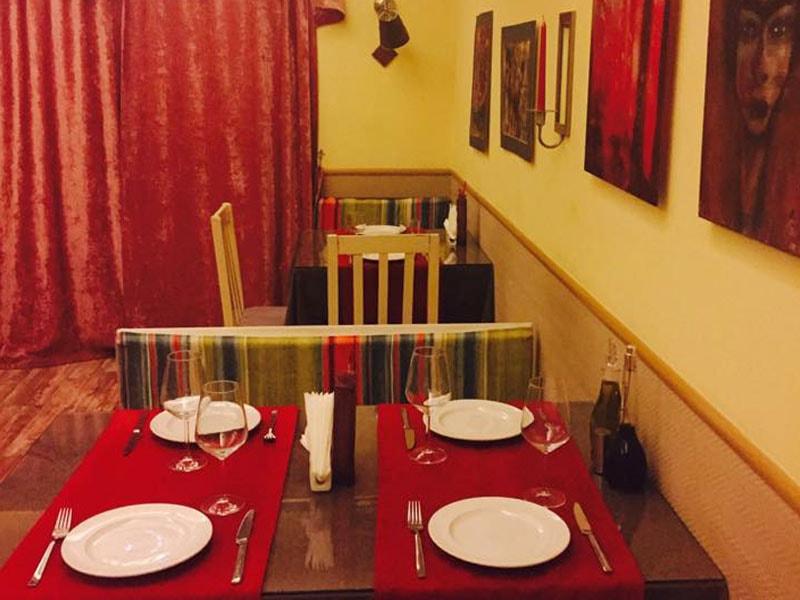 Restaurant A La Sante Tirana