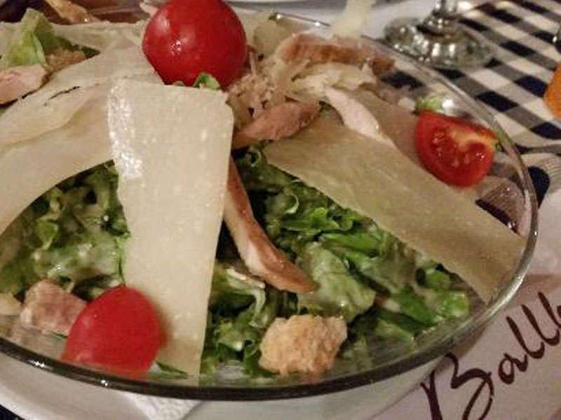 Restaurant Ballkoni i Dajtit Tirana