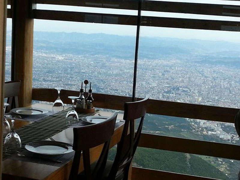 Ballkoni i Dajtit Tirane Shqiperi
